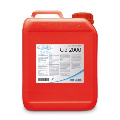 Cid 2000 środek do dezynfekcji systemów pojenia