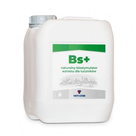 Bs+ naturalny biostymulator wzrostu dla tuczników - VET-COM