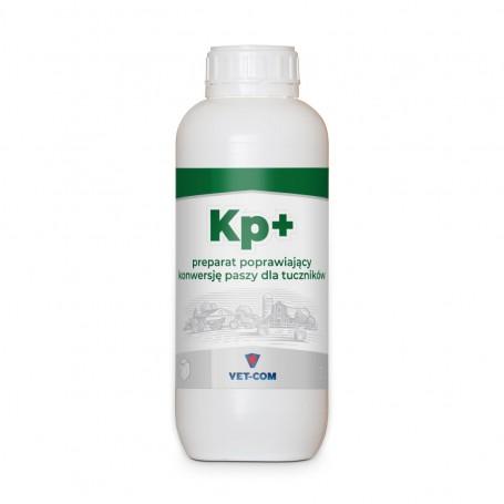 Kp+ preparat poprawiający konwersję paszy dla tuczników - VET-COM