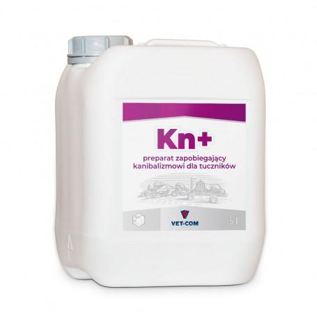 Kn+ preparat zapobiegający kanibalizmowi dla tuczników - VET-COM
