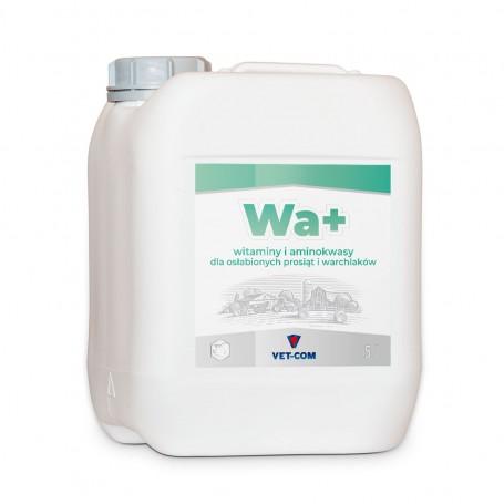 Wa+ witaminy i aminokwasy dla osłabionych prosiąt i warchlaków - VET-COM